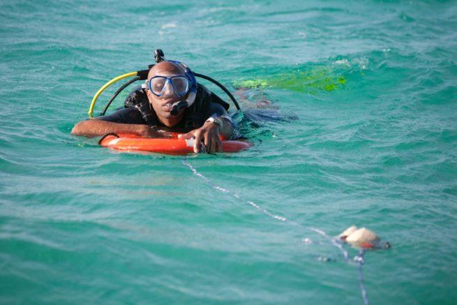 7 Mares Padi Rescue Diver