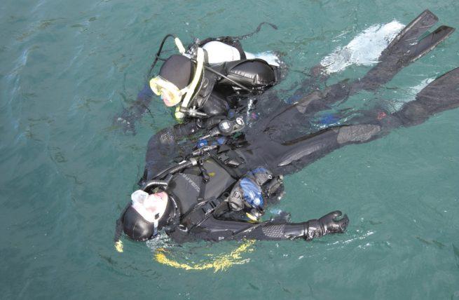 7 Mares Rescue Diver