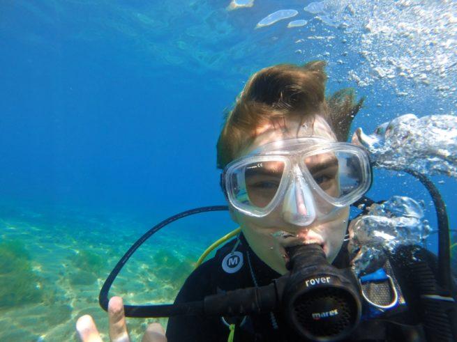 7 Mares Bautismos De Buceo En Las Islas Canarias