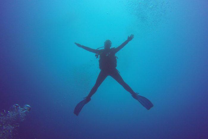 7 Mares cursos de buceo