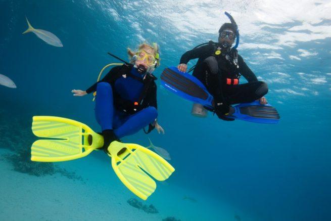 7 Mares Flotabilidad Divemaster