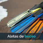 Aletas De Buceo