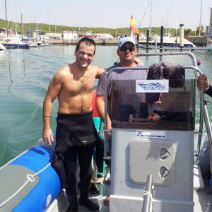 Barco Dive Center Barbate