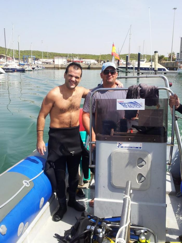 Barco Dive Center Barbate