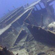 Barco hundido el condesito Ocean Dreams Tenerife