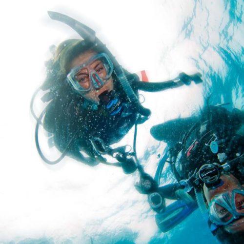 Bautismo de buceo en Costa Brava Xaloc Diving Center