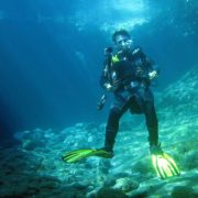 Buceador curso PADI Ocean Dreams Tenerife
