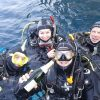Buceadores en Costa Brava Xaloc Diving Center
