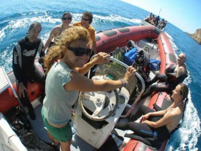 Buceo Altea Celacanto embarcacion para buceo