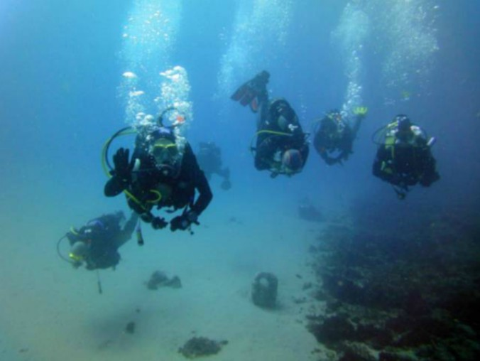 Buceo Estepona cursos buceo Malaga