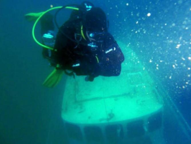 Buceo Estepona inmersion en pecio