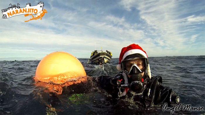 Buceo Naranjito inmersion profunda