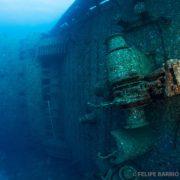 Buceo barco hundido Mar Rojo 2 - Ultima frontera