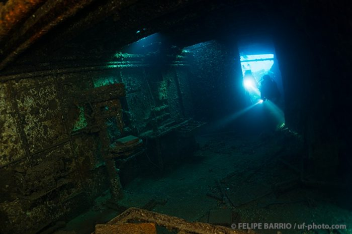 Buceo barco hundido Mar Rojo 4 - Ultima frontera