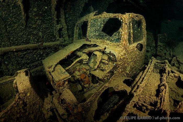 Buceo pecio Mar Rojo 4 - Ultima frontera