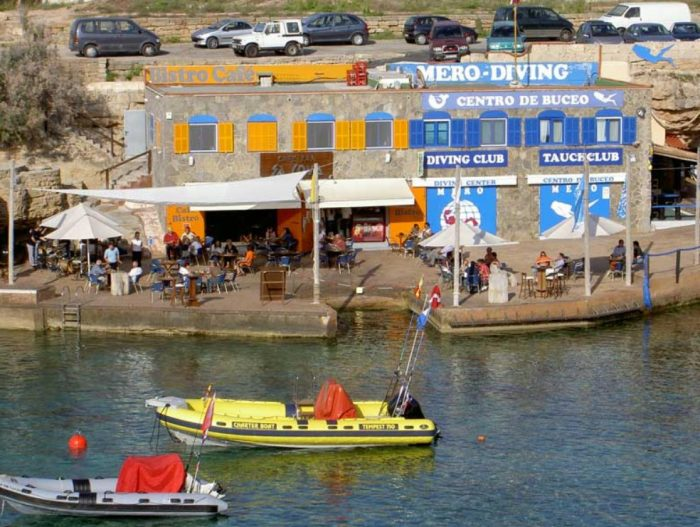 Centro de buceo Mallorca Mero Diving