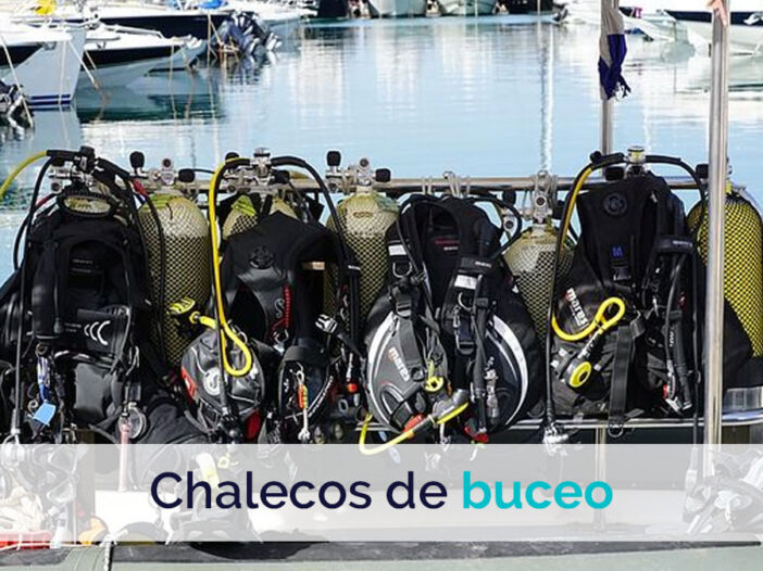 Chalecos Y Jackets De Buceo