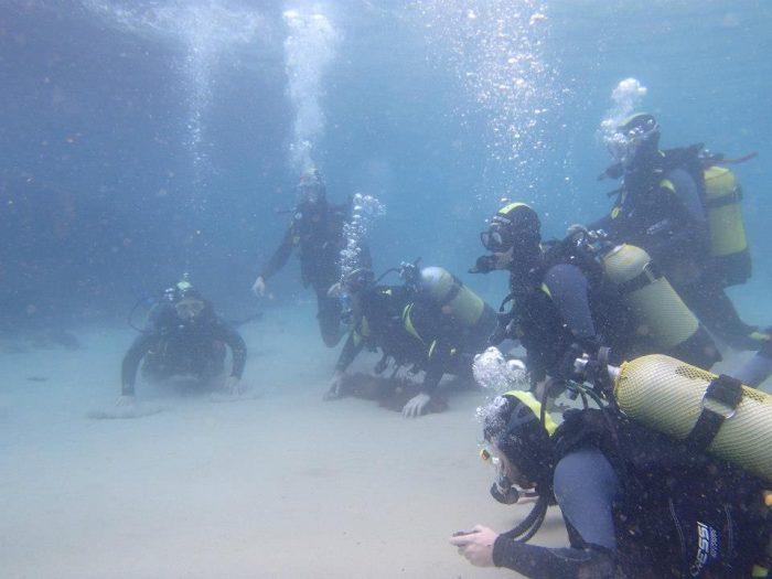 Curso Open Water Dive Center Barbate