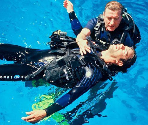 Curso PADi Rescue Diver Ocean Dreams Tenerife