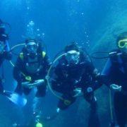 Cursos buceo PADI Mallorca Mero Diving