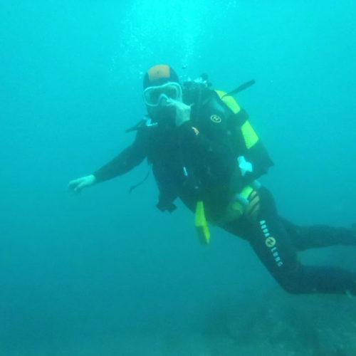 Cursos de buceo PADI Galicia Mergullo Viveiro