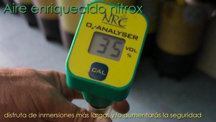 Especialidad Nitrox Isub San Jose