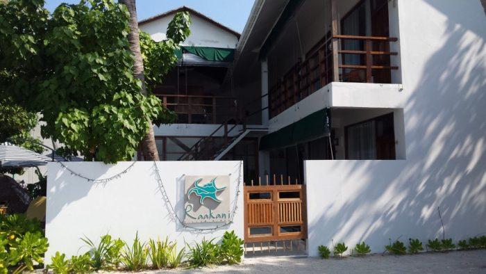 Hotel Raakani Villa Spa en Guraidhoo Islas Maldivas