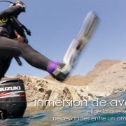 Inmersion de Aventura Isub San Jose