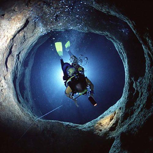 Inmersiones buceo Moonpool Salgar Menorca