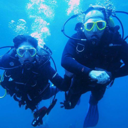Inmersiones buceo Reserva Marina de La Manga Cabo de Palos Mas Mar Buceo