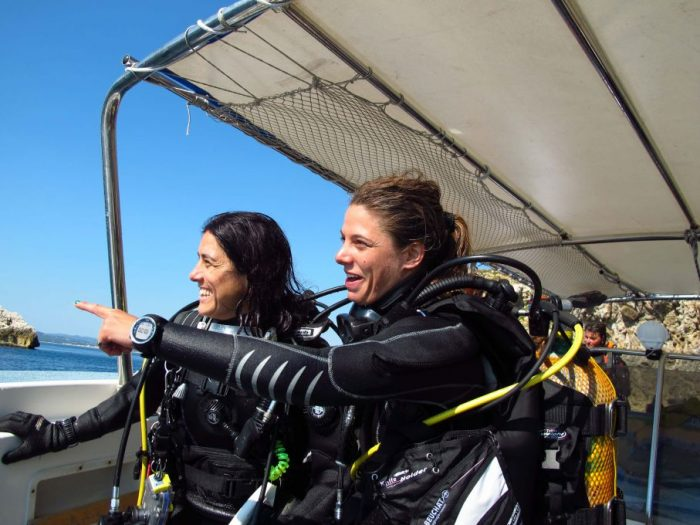 Inmersiones buceo Xaloc Diving Center