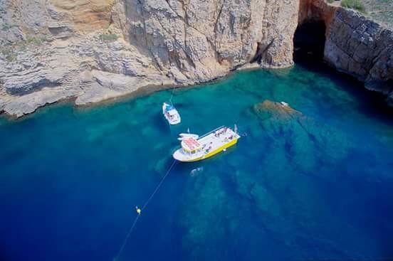 Inmersiones de buceo La Escala Costa Brava Dive Paradis