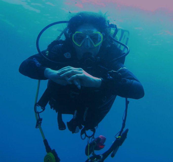 Inmersiones de buceo en La Manga Cabo de Palos Mas Mar Buceo