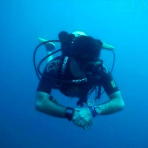 Inmersiones de buceo en Sanxenxo Pontevedra Wayuu