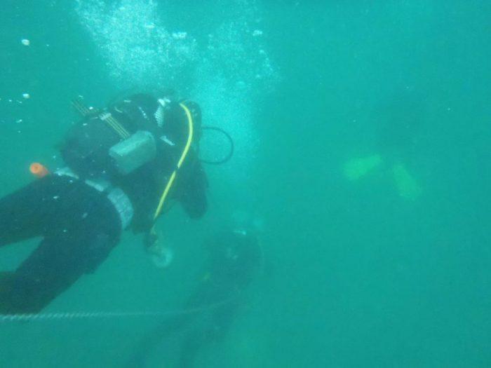 Inmersiones en Mergullo Viveiro