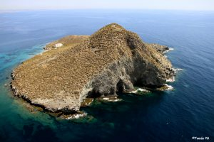 Isla Grosa en Murcia Be Water Buceo