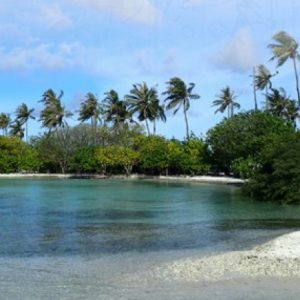 Isla desierta para bucear en Maldivas Guraidhoo