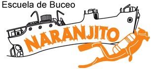 Logo Escuela De Buceo Naranjito