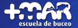 Más Mar Buceo Logo