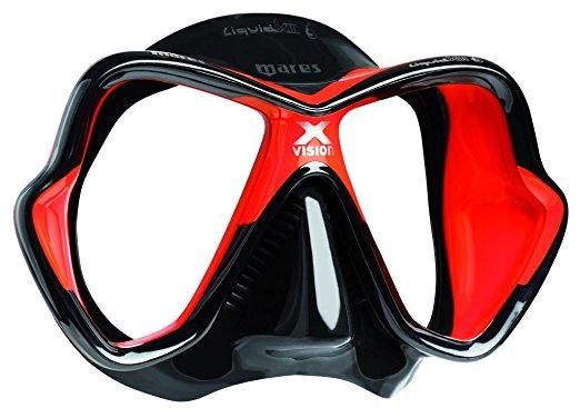 Mares X-Vision LiquidSkin - Máscara gafas de buceo 9ce47b35294c