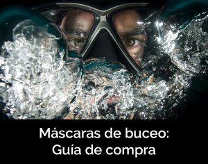 Mejores máscaras gafas de buceo 2018
