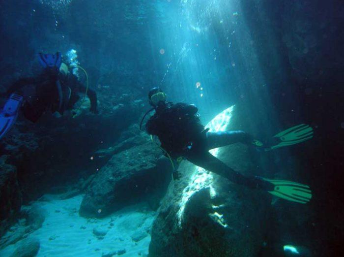Mero Diving curso PADI Mallorca