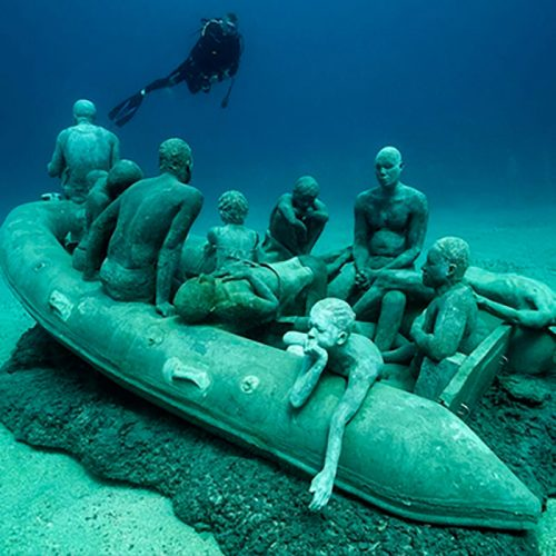 Museo Atlantico Lanzarote Atlantis Diving Lanzarote