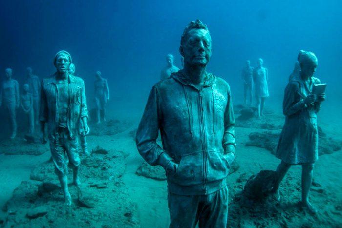 Museo de buceo Atlantis Lanzarote