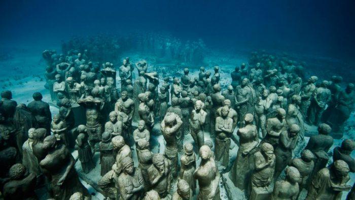 Museo de buceo de estatuas Atlantis Lanzarote