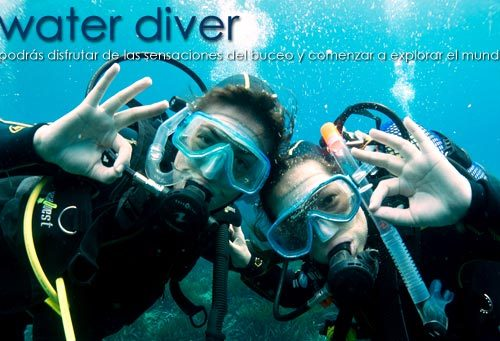 Open Water Diver Isub San Jose