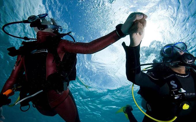 PADI Divemaster Ocean Dreams Tenerife