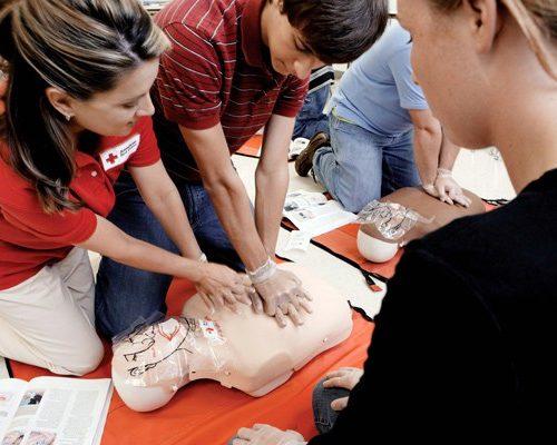 PADI EFR Curso Primeros Auxilios