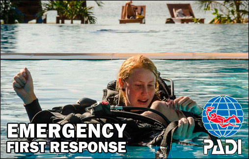 PADI EFR (Emergency First Response)