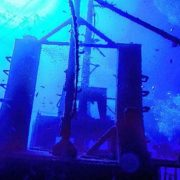 Pecio inmersion buceo profundo Ocean Dreams Tenerife